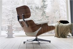 One day...I will have another Eames in my living room...strong, earthy, handsome, forgiving, comfortable, supportive...am I only describing a chair...