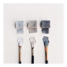 A grey color palette with slight blue hints brings about a relaxed feel suited for any room Colour Schemes, Color Combos, Color Patterns, Palette Pastel, Blue Photography, Home Decoracion, Gray Aesthetic, Color Stories, Color Pallets