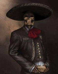 Leyendas aterradoras de México La Muerte Tattoo, Catrina Tattoo, Chicano Tattoos, Chicano Art, Chicano Drawings, Los Muertos Tattoo, Arte Lowrider, Aztecas Art, Mexican Art Tattoos