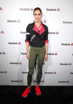 Hilary Rhoda Photos Photos: Reebok #girlswithgrit Showcase