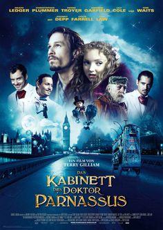 Poster zum Film: Kabinett des Dr. Parnassus, Das