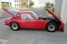 :drool: i wonder if he'll take a V8 Miata in trade.
