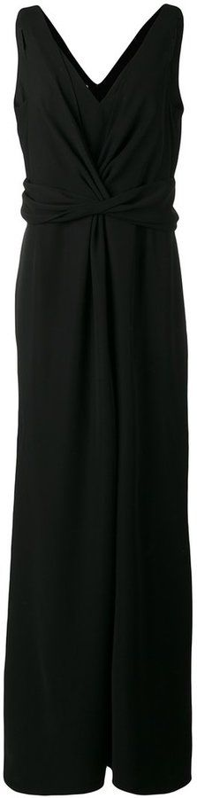 Armani Collezioni v-neck gown   http://shopstyle.it/l/bO6W