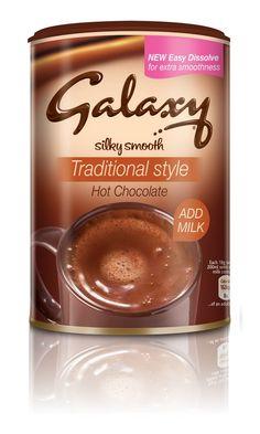 Galaxy Traditional Style Hot Choc