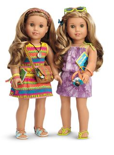 Official Lea Clark American Girl Doll of the Year 2016 Photos and Images