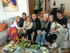 happy family! Dharma And Greg, Crminal Minds, Chicago Hope, Susan Sullivan, Aaron Hotchner, Thomas Gibson, You Are Awesome, Actors, Sport Golf