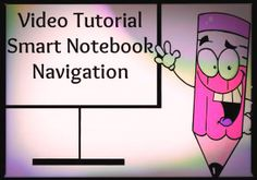 Here is another great bite size tutorial on smart notebook navigation tips. Free resource!