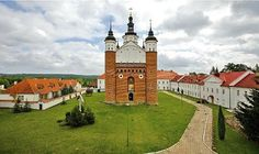 Supraśl Monastery.  Find out more about PO Kingdom of Poland Tour itinerary: http://polishorigins.com/document/kingdom_tour