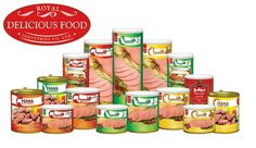 Halal Canned Luncheon Meat, Sausages And Corned Beef Chicken Luncheon Meat, Canned Meat, Corned Beef, Food Industry, Poultry, Dog Food Recipes, Yummy Food, Sausages, Backyard Chickens