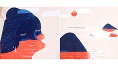 Anochece by Margarita Cubino