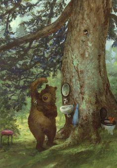 Optically Addicted: The Wonderful Illustrations of Rudi Hurzlmeier As...