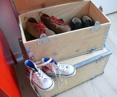 Zapatos a la vista,#muebles para zapatos,http://www.rutchicote.com/