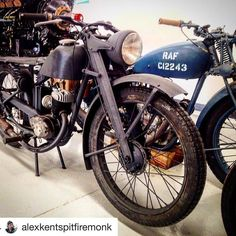 #Repost @alexkentspitfiremonk 1940 DKW  rt125 recently bought from #warandpeacerevival along with the 1938 rt98 #warandpeace #dkwmotorcycle #dkw #125cc #ww2 #wermacht #militaryvintage