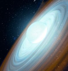 First black hole orbiting a 'spinning' star -- ScienceDaily