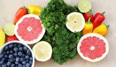Eat Alkaline: Dark, leafy greens, lemons, limes, berries, avocado...