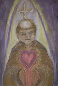 Past life Portrait, pastel on paper, Spirit Art Spirited Art, Spirit Guides, Past Life, Angels, Pastel, Portrait, Painting, Cake, Headshot Photography