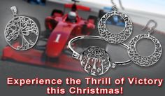 It's the last lap and rounding the final curve! Make a pit stop with us for help to cross the Finish Line and bring you the Glory of Victory on Christmas morning.