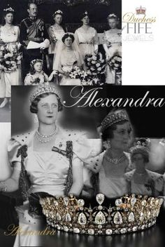 Royales Diamant Diadem | Duchess of Fife Tiara | Massin #Alexandra, #Connaught #Diadem, #Duchess #DuchessOfFife #Herzogin #History #JewelHistory #LouiseDuchessOfFife #Massin, #Princess #Prinzessin #Tiara #Wales #wedding #gifts #presents #marriage #oscarmassin #antiquetiara acceptanz in lieu Historic Royal Palaces for retention and display at Kensington Palace in accordance with the condition attached to the offer.