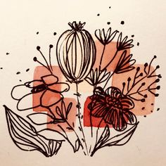Art Inspo, Art Journal Inspiration, Art Inspiration Drawing, Art Floral, Harry Potter Kunst, Paper Journal, Art Du Croquis, Blog Art, Arte Sketchbook