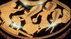 Fineo y las Arpías (Museo Getty, Malibú)