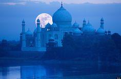 The Taj Mahal | Agra, Uttar Pradesh, India