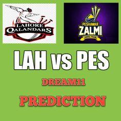 LAH vs PES Dream11 Team Prediction PSL 24th Match Psl Teams, Shoaib Malik, Design Art, Logo Design, Fantasy Team, Weather Report, Weather Forecast