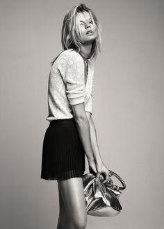 Black skirt/trousers