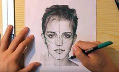 Con estos consejos podrás aprender las bases que debes tener en cuenta para dibujar retratos.