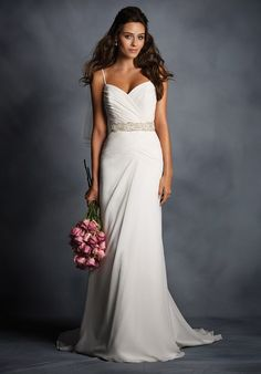 Alfred Angelo Signature Collection Found at Celebrations Bridal in Little Falls, MN.
