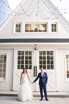 A Food-Focused Los Angeles Wedding | Brides.com