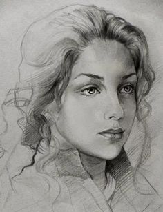 ~ Pencil art by Anuj P. Sharma ~