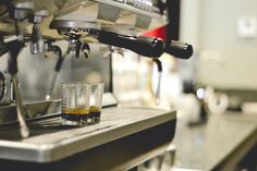 Fresh espresso at MoCo is the best espresso