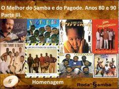 O Melhor do Samba e do Pagode anos 90 - parte III