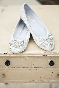 Because one day I will get married.... and will not be wearing heels