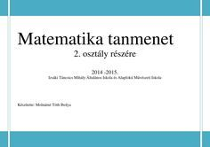 Matematika tanmenet 2. osztály | PDF to Flipbook Teaching Displays, Education, Learning, School, Japan, Ideas, Studying, Teaching, Onderwijs