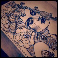 Gypsy ink