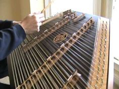 Not Southern Gospel, but Appaliachian Mt. instrument.  Carol of the Bells Hammer Dulcimer Solo