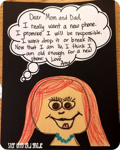AWESOME 2nd grade persuasive writing idea!  Step into 2nd Grade with Mrs. Lemons