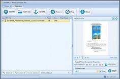 FM PDF To Word Converter Pro 3.05 Crack Full Version