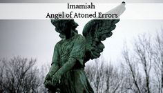 #GuardianAngel #angels #angel #guardianangel #72angels #Heaven #spiritual #spirituality  Imamiah Angel of Atoned Errors helps us execute difficult work. He can give us the support we need in difficult situations and to bring harmony to our life