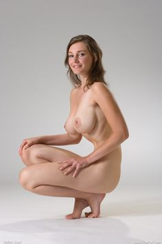 nude figure drawing reference pose