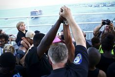 Defiant Show of Unity in Charleston Church That Lost 9 to Racist Violence - The New York Times