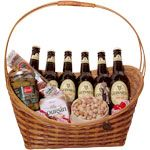 Dark Beer Basket To Japan