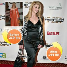 How Kirstie Alley Lost Weight - Even stars struggle with the scale! Here are the tricks Kirstie uses to maintain her 75 lb. weight loss.