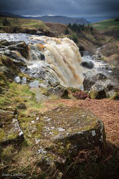Loup of Fintry by Alan Cameron on 500px