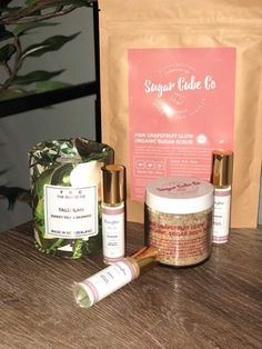 Organic Sugar, Pink Grapefruit, Soy Candles, A Boutique, Glow, Fragrance, Perfume, Rustic, How To Make