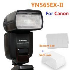 80.00$  Buy now - http://aliiwy.worldwells.pw/go.php?t=32642221712 - Yongnuo YN565EX II Speedlite Speedlight Flash Light T5/T5i/T3/T3i/SL1 EF-S for Canon EOS 5D 6D 5D3 5D2 7D 60D 600D 70D 700D 400D