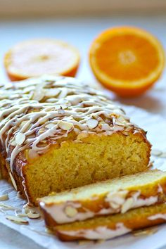 Orange and almonds a