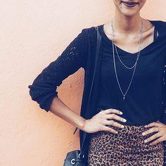 Detalhes de um look improvisado.  #details #fashion #ootd #blogger