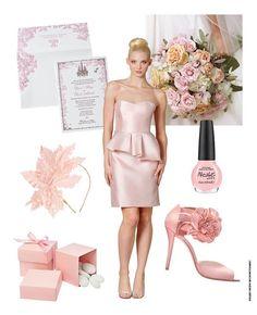 7 Posh Pink Wedding Ideas